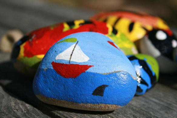 painted rocks again